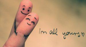 love-love-finger